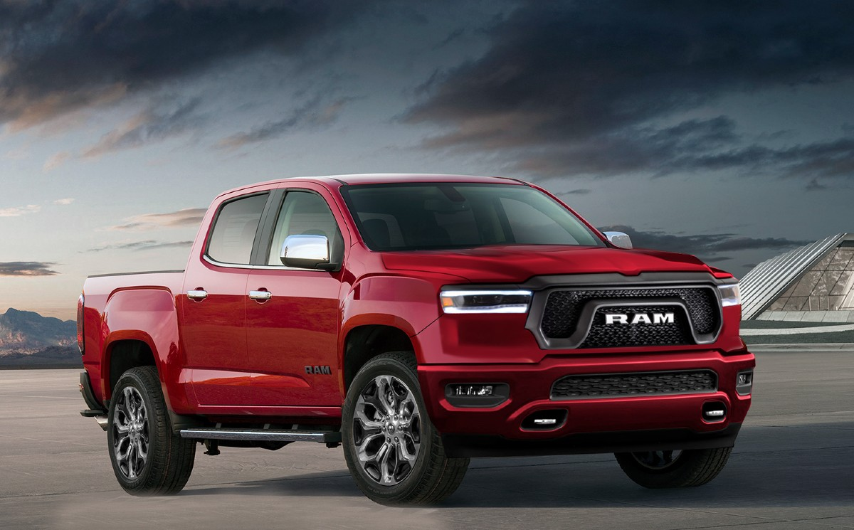 2022 RAM Dakota price