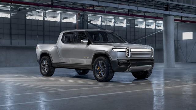 2022 Rivian R1T electric truck
