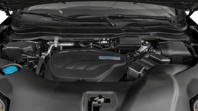 2023 Honda Ridgeline specs