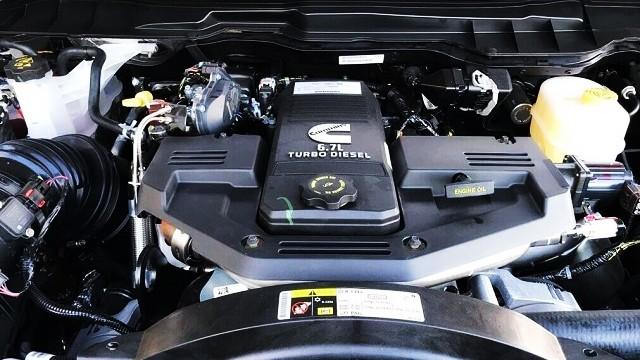 2023 Ram 2500 diesel