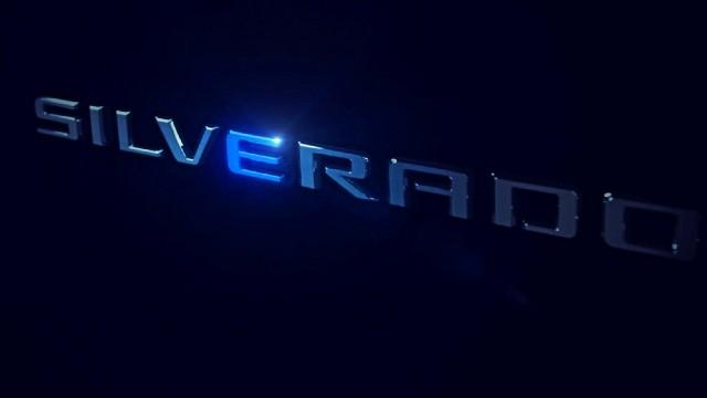 2023 Chevrolet Silverado 1500 EV