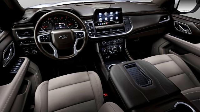 2023 Chevrolet Silverado 1500 interior