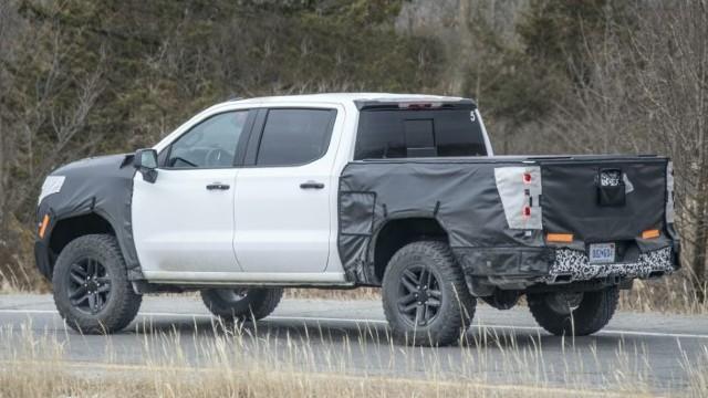 2023 Chevrolet Silverado 1500 redesign