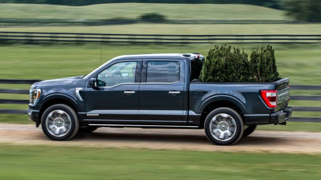 2023 Ford F-150 changes