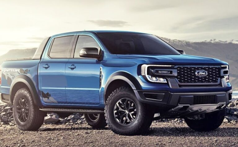 2023 Ford Ranger Raptor USA