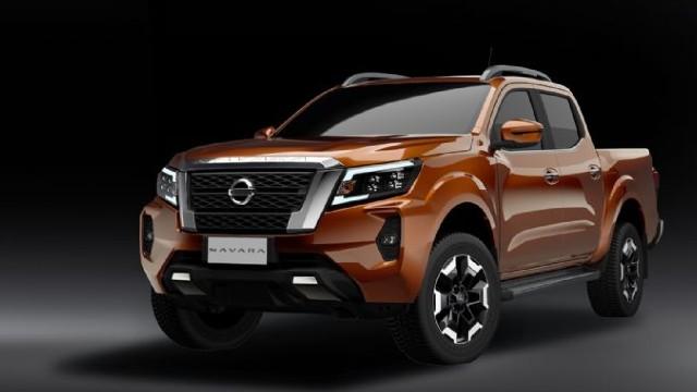 2023 Nissan Navara redesign
