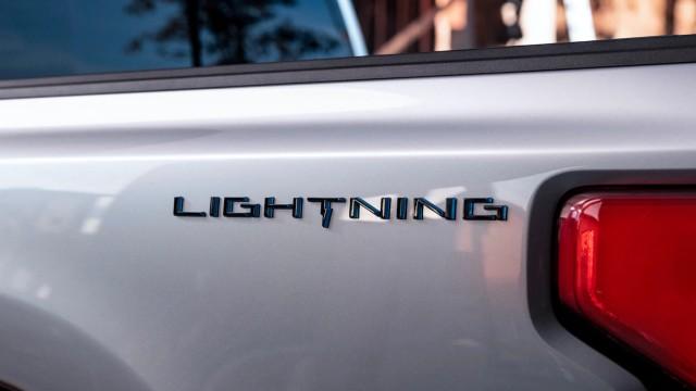 2023 Ford F-150 Lightning cost