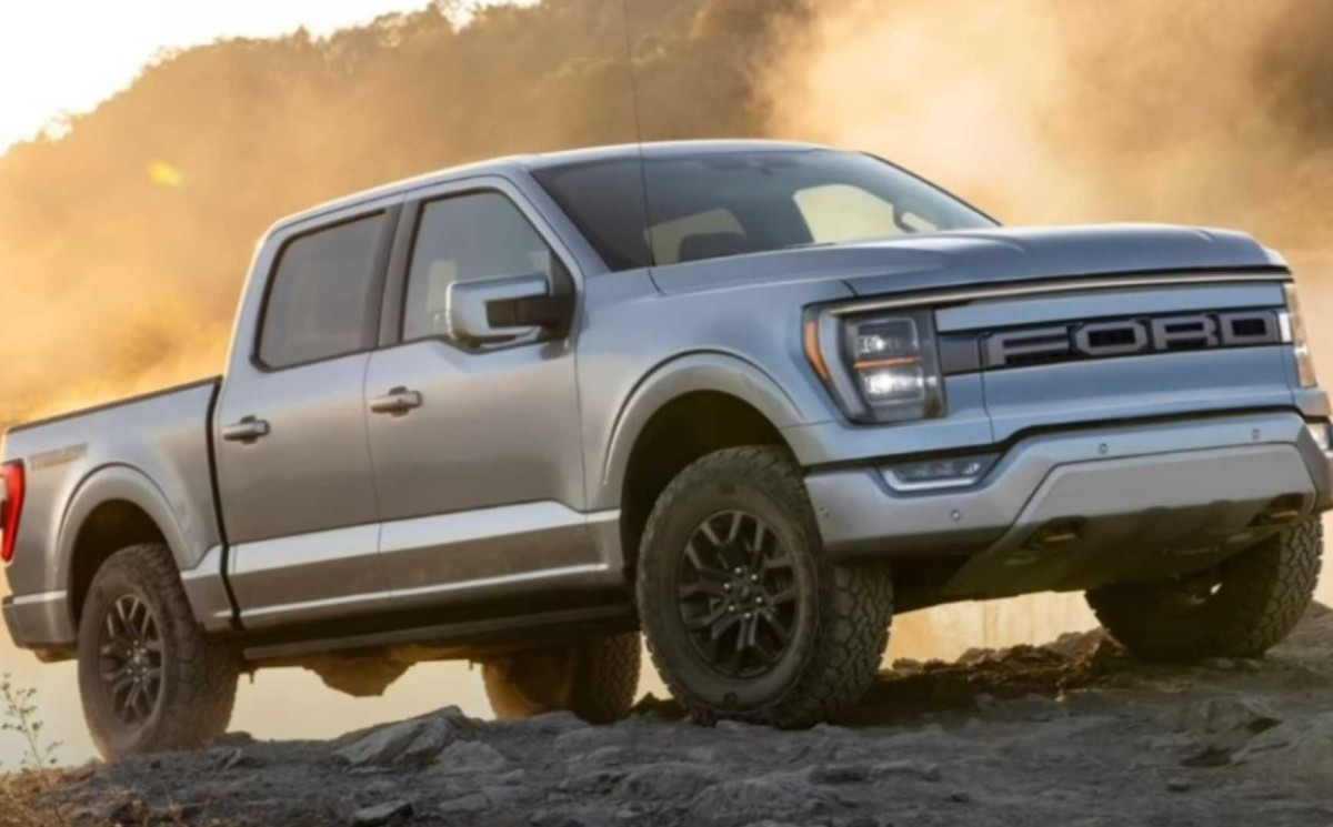 2023 Ford F-150 Lightning release date