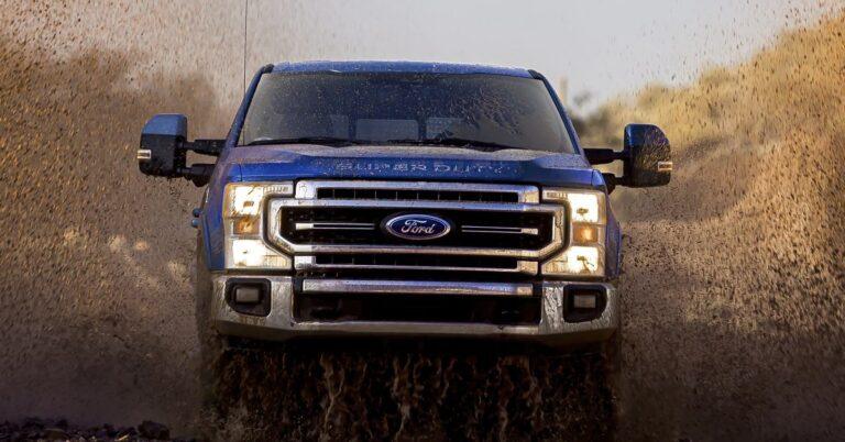 2023 Ford F-350 diesel