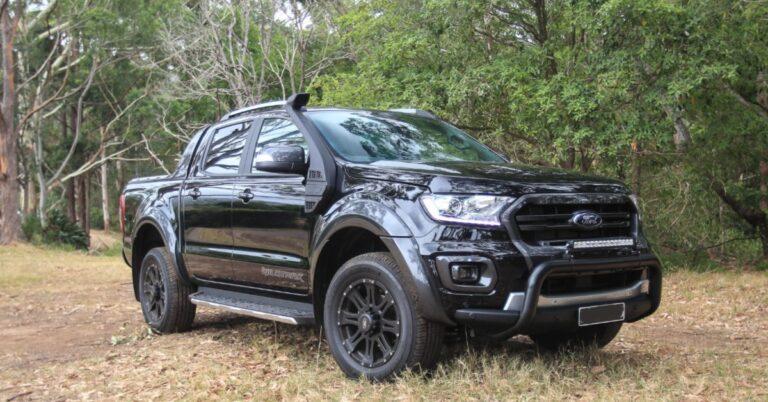 2023 Ford Ranger PHEV price
