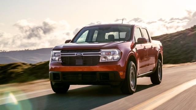 2023 Ford Ranger PHEV specs