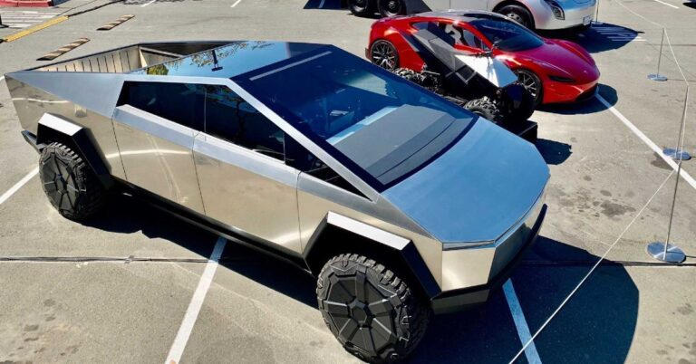 2023 Tesla Cybertruck price