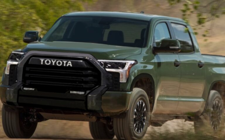 2023 Toyota Tundra release date