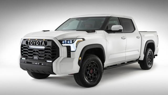 2023 Toyota Tundra specs