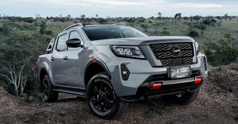 2024 Nissan Navara price