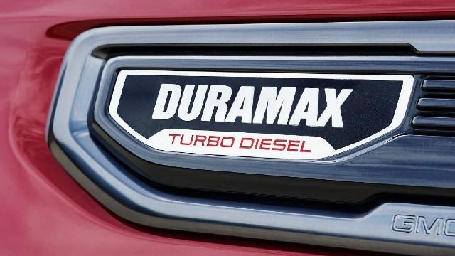 2023 Chevy Silverado 2500HD diesel