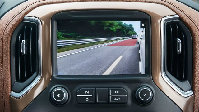 2023 Chevy Silverado 2500HD interior