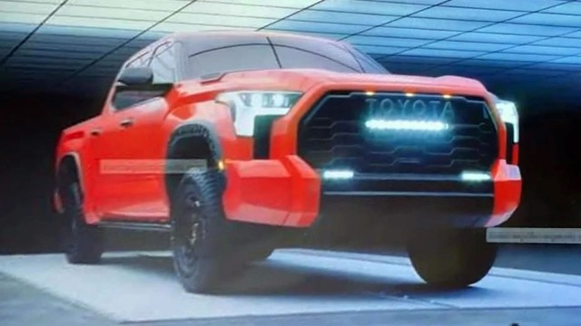 2023 Toyota Tundra TRD Pro colors