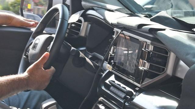 2023 Toyota Tundra TRD Pro interior