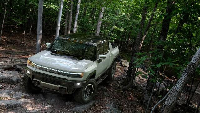 2023 GMC Hummer EV edition 1