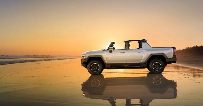 2023 GMC Hummer EV price