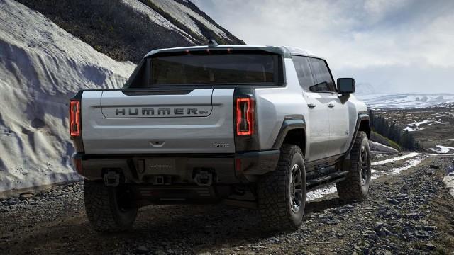 2023 GMC Hummer EV specs