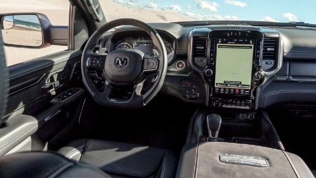 2023 Ram 1500 TRX interior